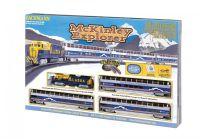 00694 Bachmann набор железной дороги Start Set McKinley Explorer