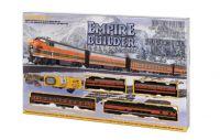 00667 Bachmann Набор железной дороги Start set Empire Builder