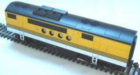 11803 Bachmann тепловоз FT-B Unit (2o-2o) D&RGW™ (Yellow & Black)