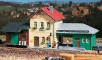 11331 Auhagen Вокзал Bhf. Hohendorf