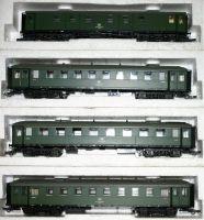 14008 Sachsenmodelle пассажирские вагоны 4 шт