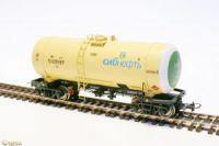 15-1566 Онега 4-осная цистерна для бензина и светлых нефтепродуктов