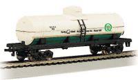 17837 Bachmann вагон 40ft. Single Dome Tank Quaker State