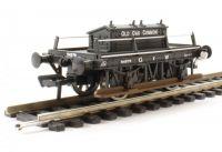 38-677 Bachmann Branchline вагон GWR Shunters Truck GWR Grey 'Old Oak Common'