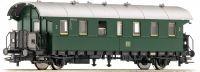 """44201 Roco пассажирский вагон 2-хосный  Personenwagen 2. Klasse """"Donnerbuchse"""" der DB, Epoche III"""