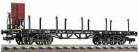 5285 Fleischmann Four-axled stake wagon with brakeman's cab, type SSk K?ln of the DRG