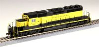 60914 Bachmann тепловоз SD40-2 New York Susquehanna & Western #3018 DCC
