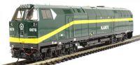 CD00404 Bachmann China тепловоз NJ2 Diesel Locomotive Qinghai-Tibet Railroad #0076 Green