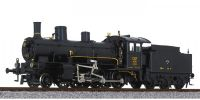 L131951 Liliput паровоз Schlepptenderlokomotive B 3/4 (Museumlok), Lok-Nr. 1367, SBB, Ep. IV-VI