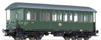 L381502 Liliput пассажирский вагон Langenschw. B4ip 232-402 DR Epoch III