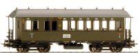 L381503 Liliput пассажирский вагон Langenschw. BC4i Pr 11 DRG, Epoch II