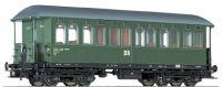 L381702 Liliput пассажирский вагон Langenschw. B4ip 232-403 DR Epoch III
