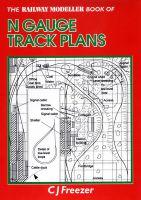 PB-4 Peco альбом рельсовых схем в масштабе 1:160 The Railway Modeller Book of N gauge Track Plans