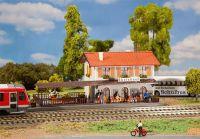 131291 Faller Bahnhof Ebelsbach  вокзал